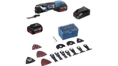 Outil multifonctions sans fil Bosch GOP 18V-28 Professional 06018B6003