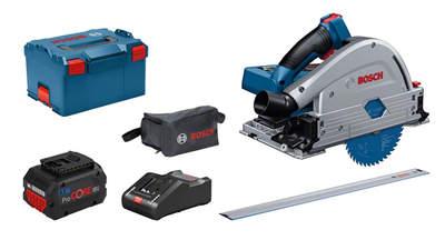 Scie plongeante fil 18V Bosch Professional GKT 18V-52 GC 0615990L55