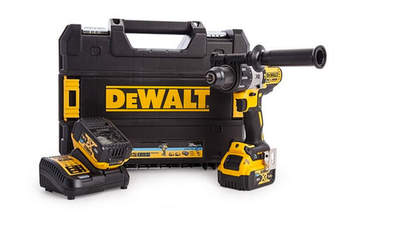 Perceuse à percussion sans fil Tool connect DCD997P2B-QW Dewalt