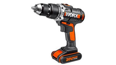 Perceuse visseuse à percussion WORX brushless WX372