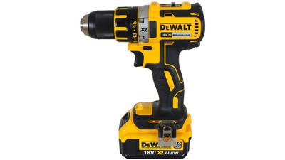 Perceuse visseuse sans fil DeWALT DCD790M2-QW brushless prix pas cher