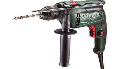 Perceuse à percussion filaire Metabo SBE 650