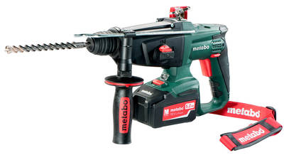 Perforateur Metabo sans fil KHA 18 LTX 6.00210.65