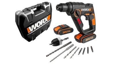 Perforateur sans fil WX390.1 Worx - H3 Taladro