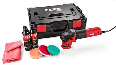 Polisseuse excentrique filaire XFE 7-12 80 P-Set Flex