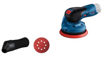 ponceuse excentrique compacte GEX 12V-125 0 601 372 100 Professional Bosch