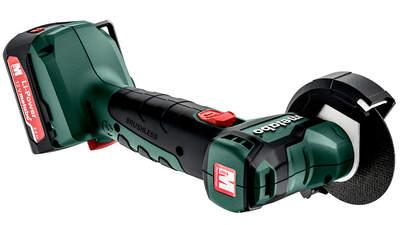 Test complet : Meuleuse compacte 76 mm Metabo POWERMAXX CC 12 BL 600348500