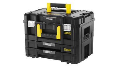 kit mallette + mallette 2 tiroirs PRO-STACK FATMAX Stanley