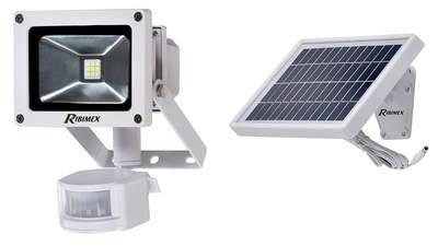 Test complet : Projecteur solaire Ribimex PRSPOTSOL9 Eco Garden
