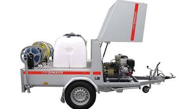 Remorque de lavage DIMACO R2002X20H