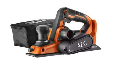 rabot BHO 18BL AEG brushless 18 V