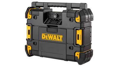 Test complet : Radio de chantier DEWALT TSTAK DWST1-81078-QW