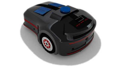 robot tondeuse I.MOWER T4000 GEMINI INFINY IA