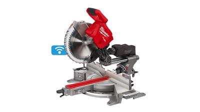 Scie à onglet radiale sans fil Milwaukee M18 FMS305-0