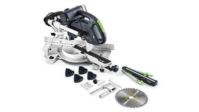 Scie à onglets radiale Festool KAPEX KS 60 E-Set