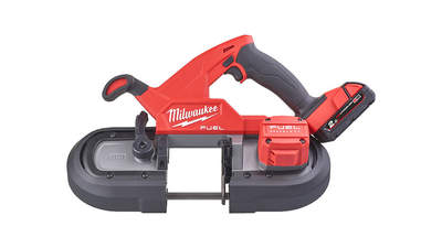 Scie à ruban sur batterie Milwaukee FUEL M18 FBS85-202C