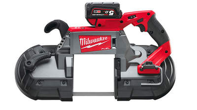 Scie à ruban Milwaukee M18 CBS125-502C
