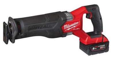 scie sabre sans fil M18 FSZ-502X Milwaukee