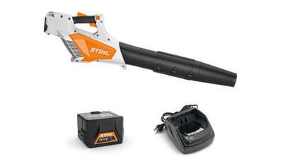 Souffleur sans fil STIHL BGA 57 45230115970 avec une batterie AK20 et un chargeur AL101