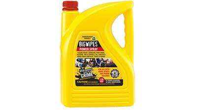 Spray puissant 1 gallon 6002 0052 Big Wipes Power spray 4 x 4