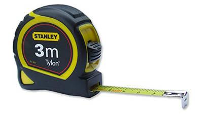 Stanley 1-30-687 Mesure 3 m x 12,7 mm bi-matière Tylon