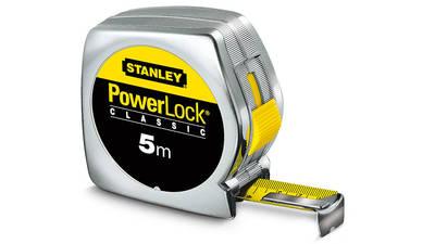 Stanley 1-33-195 Mesure 5 m x 25 mm en ABS Powerlock Classic prix pas cher