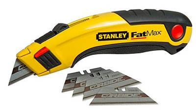 Stanley Fatmax 7-10-778 cutter avec 5 lames carbide prix pas cher