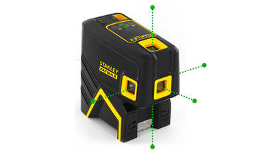 Laser points Stanley FatMax FMHT1-77437