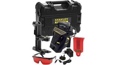 laser multilignes STANLEY FATMAX X3R FMHT1-77357 360° Rouge