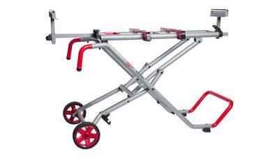 Établi/chariot pour scie radiale MSUV 275 Milwaukee