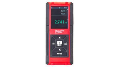 Télémètre laser LDM 100 Milwaukee