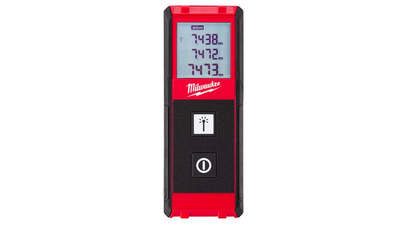 Télémètre laser LDM 30 Milwaukee