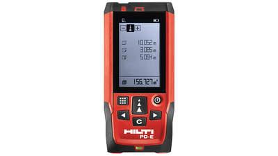 Télémètre laser PD-E Hilti