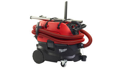 test et avis de l'aspirateur de chantier AS 30 MAC Milwaukee