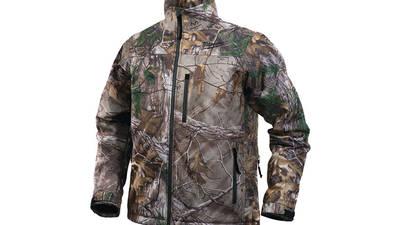 Test et avis blouson chauffant pour chasse et pêche Milwaukee M12 HJ CAMO4 pas cher