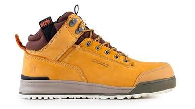 Test complet : Chaussures de sécurité Scruffs Switchback jaune 43
