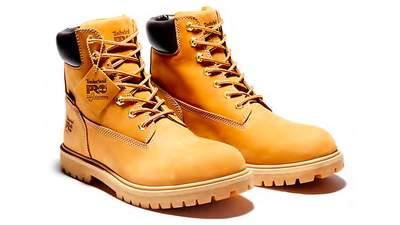 Test complet : Chaussures de sécurité Timberland PRO Iconic S3 jaunes