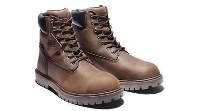 Test complet : Chaussures de sécurité Timberland PRO Iconic S3 marrons