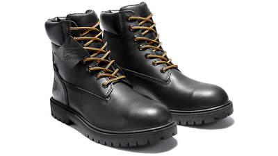 Test complet : Chaussures de sécurité Timberland PRO Iconic S3 noires