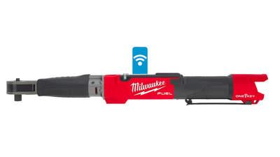 Clé à cliquet dynamométrique sur batterie Milwaukee M12 ONEFTR12-0C