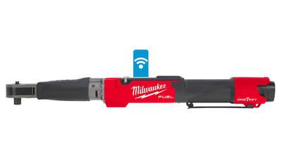 Clé à cliquet dynamométrique sur batterie Milwaukee M12 ONEFTR12-201C