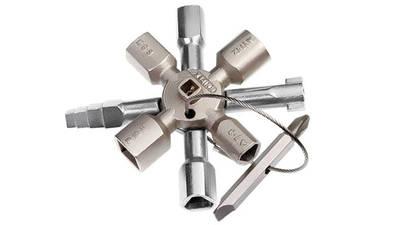 test et avis clé universelle TwinKey 00 11 01 pour armoires et systèmes de fermeture standards
