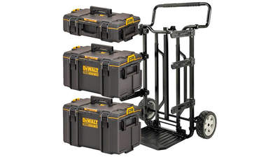 Test complet : Coffret de transport DEWALT TOUGHSYSTEM 2.0 DWST83401-1 4 en 1