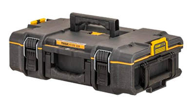 Test complet : Coffret de transport DEWALT TOUGHSYSTEM 2.0 DWST83293-1 DS166