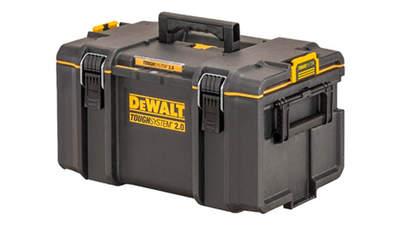 Test complet : Coffret de transport DEWALT TOUGHSYSTEM 2.0 DWST83294-1 DS300