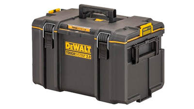 Test complet : Coffret de transport DEWALT Clone de TOUGHSYSTEM 2.0 DWST83342-1 DS400