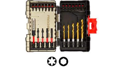 Test complet : Coffret d'embouts de vissage FACOM IMPACT DUAL TORSION EN.1J24PB 24 outils