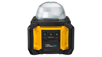 Test complet : Éclairage de chantier DEWALT DCL074-XJ