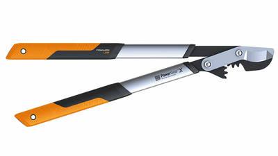 test et avis Fiskars 112390 Powergear X L Coupe-branches à crémaillère/lame franche 65 cm