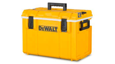Test complet : Glacière de chantier DEWALT TOUGHSYSTEM DWST1-81333
